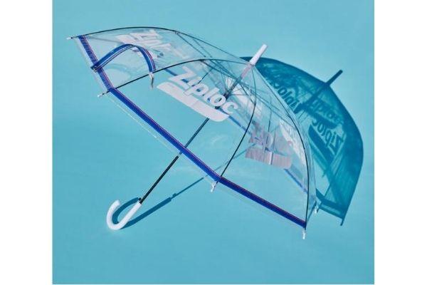 ジップロック傘はビームスで買える?Ziplocリサイクルの手順は?