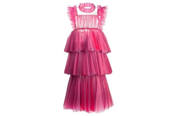 NiziU「Step and a step」MV衣装まとめ!ミイヒ・マヤ・リオはViktor & Rolfのドレス